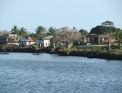 Wasini Island & village
